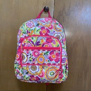 Vera Bradley Clementine Campus Backpack